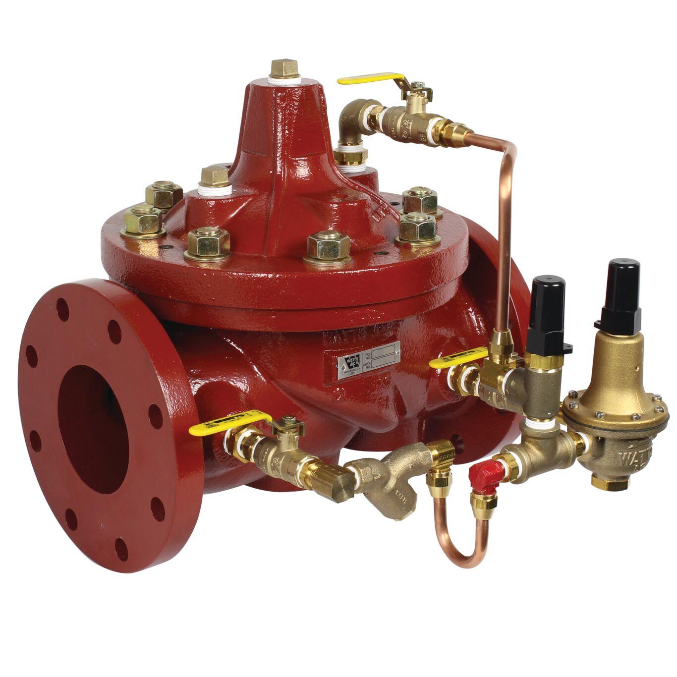 Pressure Regulator For Cutting Machine Gas Circuit Control View