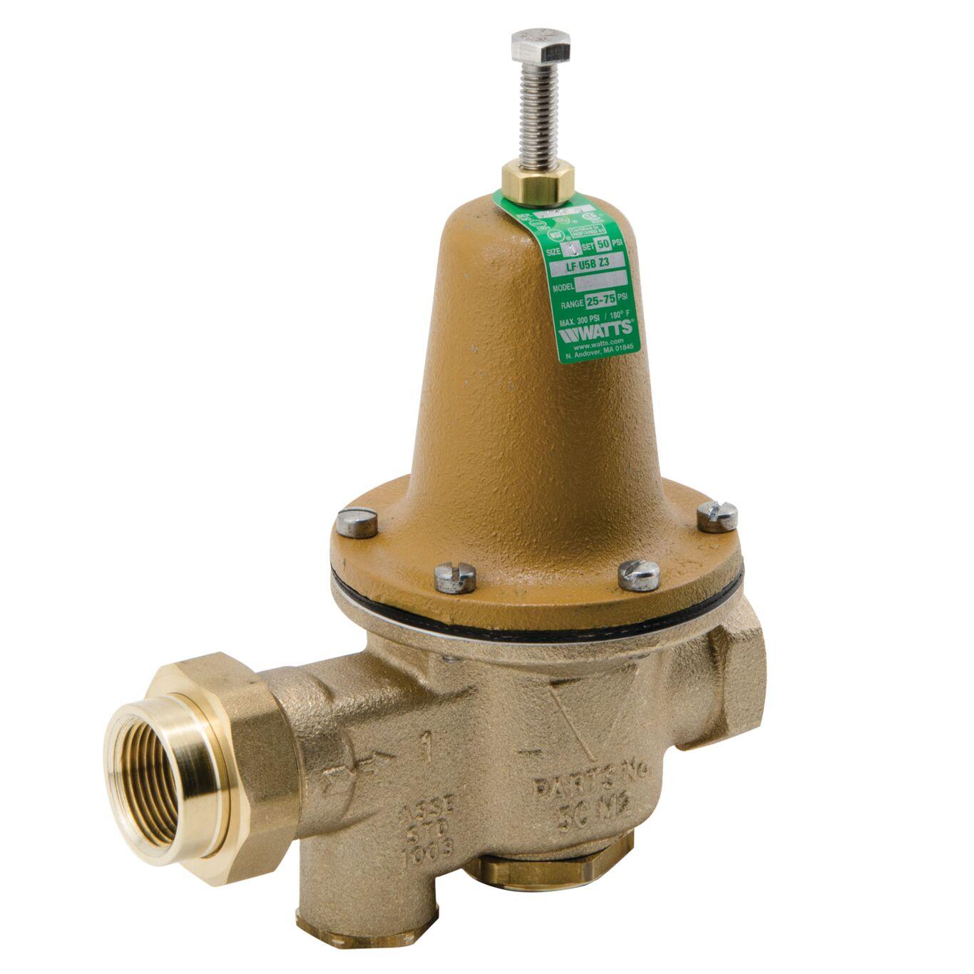 What Is Prv In Plumbing: LFU5B-Z3