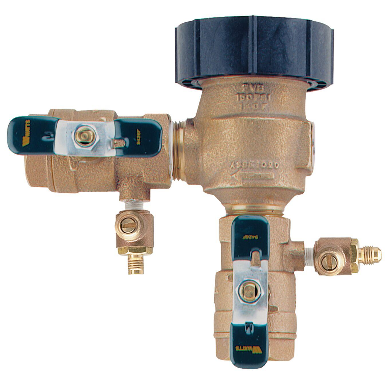 Anti Siphon Pressure Vacuum Breakers
