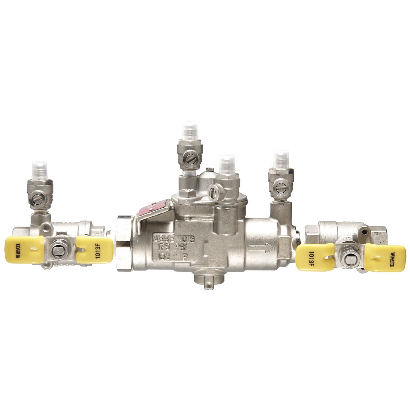 Heating Zone Valve Wiring Diagram 009 Reduced Pressure Assemblies