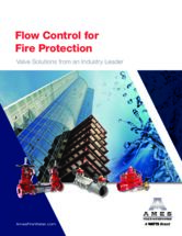 Brochure - Flow Control for Fire Protection