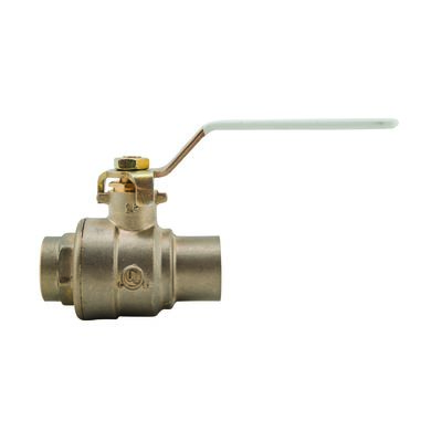 "LEAD-FREE 10 PIECES 1//2/"" PEX BRASS SHUT OFF BALL VALVE WITH DRAIN FULL PORT"