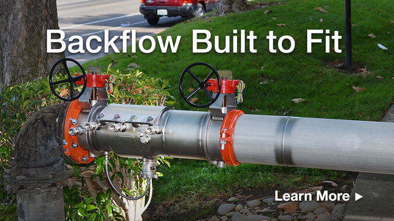 Backflow Built to Fit