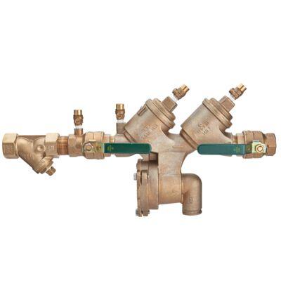 """Watts 1/"""" 919-QT pression réduite zone refluement Preventor 0062774 919 QT"""