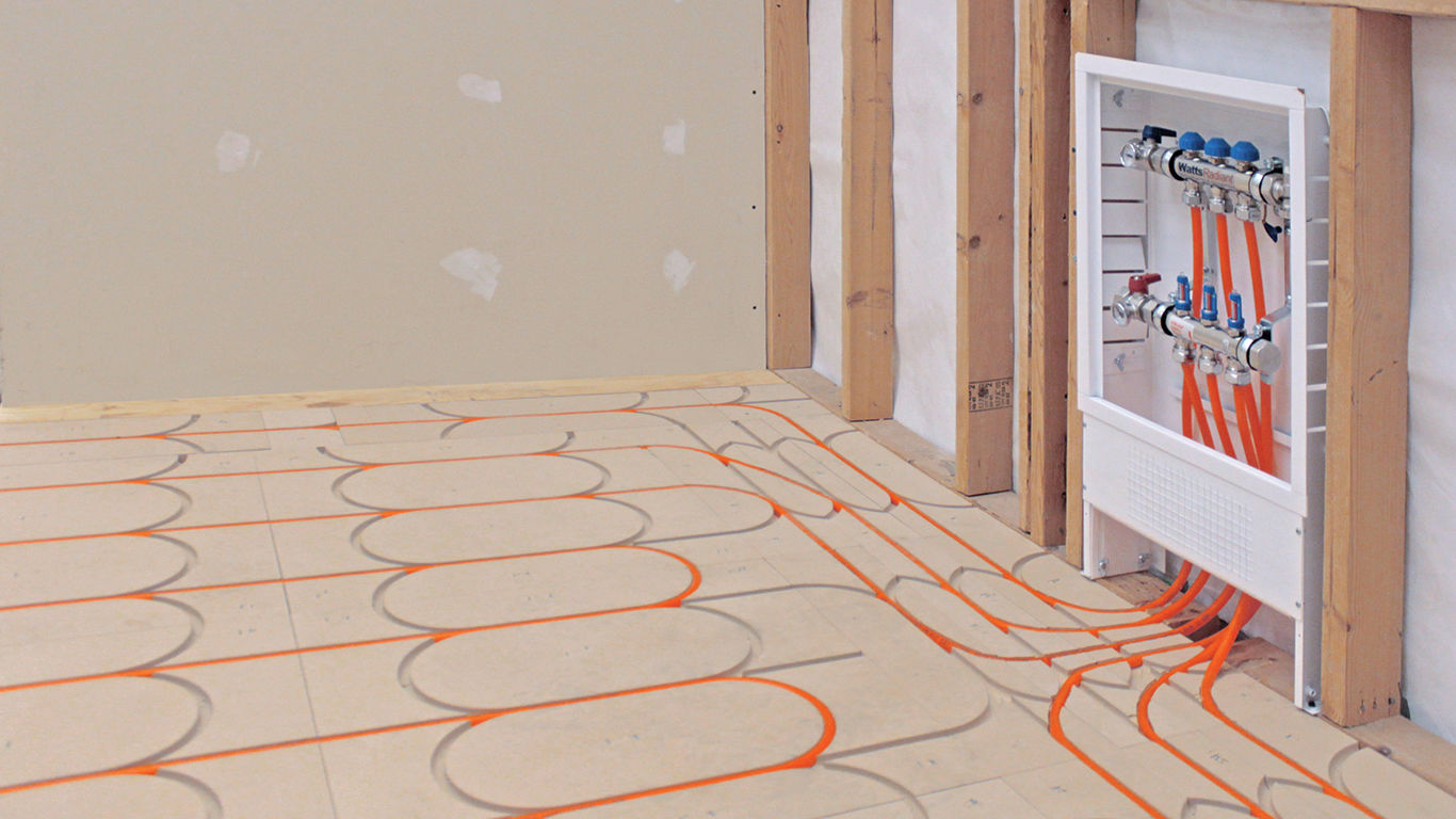 Pex Plumbing Amp Radiant Heating Systems