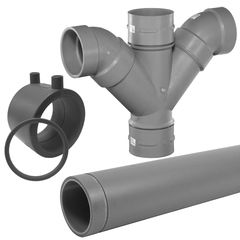 Chemical Waste Pipes and Fittings